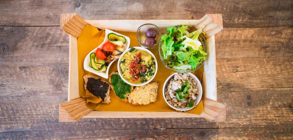 agri-lunch pranzo salutare ti coltivo