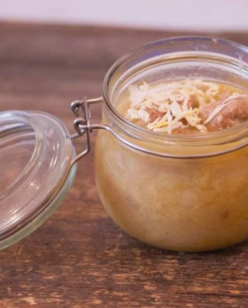 verza salsiccia e patate pranzo a domicilio pisa